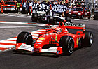 Ferrari F2001 Michaela Schumachera jde do aukce. Přijde na 89 milionů