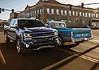 Chevrolet si připomíná století od představení prvního užitkového auta. Mrkněte na velkou galerii!
