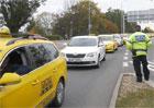 Protest taxikařů je časově neomezený, může být i na jiném místě