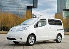Nové baterie pro elektrododávku. Kolik ujede vylepšený Nissan e-NV200?