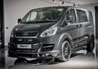 Tuning dodávky? Žádný problém! Tenhle Ford Transit se inspiroval u speciálů WRC