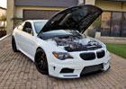 BMW M6 úspěšně absolvovalo výměnu V10 za šestirotorový Wankel