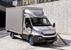 Iveco představuje novou rodinu lehkých užitkových modelů Daily Blue Power