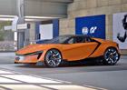 Honda Sports Vision Gran Turismo míří do světa virtuálních závodů