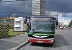 Praha a další fáze testování elektrobusů a trolejbusů