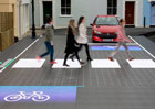 Britové chystají revoluci na silnicích. Chytré svítící vozovky!