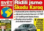 Svět motorů 42/2017: Premiéra Škody Karoq