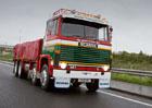 Scania 141 V8 jako neobvyklý a vzácný youngtimer