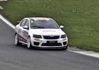 Škoda Octavia Cup: Konečně proběhlo testování nového prototypu!