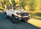 Číňané ho budou milovat! Přivítejte nejošklivější Mercedes-Benz G světa