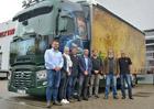 Renault Trucks T 480 může řídit i Robinson Crusoe