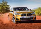 BMW X2 oficiálně: Zvýšený hatchback přijíždí s dvouspojkovou převodovkou
