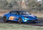 Alpine A110 bude mít svůj vlastní šampionát. Závoďák vyjde na 3 miliony