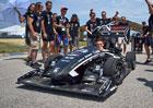 Formule z Brna drtí světovou konkurenci: Jak brněnský drak uletěl ostatním?