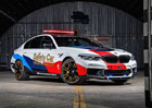 BMW uvádí M5 MotoGP Safety Car pro příští sezónu