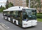 Trolejbusy Škoda Electric pro Pardubice