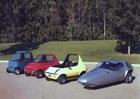 GM Commuter series: Takto si v šedesátkách v USA představovali dopravu budoucnosti...