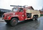 Kupte si legendární Tatru 138 coby hasičské vozidlo. Prodává se za cenu šrotu