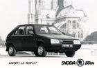 Škoda Favorit LS 1600: Favorit měl dostat šestnáctistovku! Byla lepší než 1.6 od VW ve Felicii…