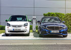 Zase ty emise... Evropské automobilky připravují záplavu elektromobilů