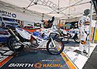 Barth Racing představuje tým na Dakar 2018. Vyrazí i se Škodou Kodiaq!