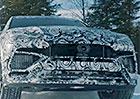 S Urusem i do vánic. Lamborghini novému SUV připravilo režim pro sníh, takhle v něm řádí