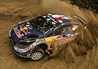 Australská rallye po 1. dnu: Hyundai na prvních místech