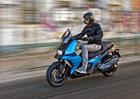 BMW Motorrad rozšiřuje nabídku svých skútrů o zcela nový C 400 X