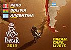 40. ročník Rallye Dakar: Kilometry pro odvážné