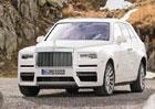 Rolls-Royce Cullinan: Takto bude vypadat první SUV luxusní značky, láska na první pohled to není