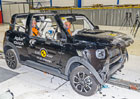 Euro NCAP 2017: Citroën E-Mehari – Tři hvězdy pro elektrický kabriolet