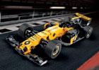 Renault postavil formuli v životní velikosti z Lega. Kolik kostiček potřeboval?