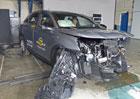 Euro NCAP 2017: DS 7 Crossback – Pět hvězd pro dokonalého ochránce dětí