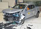 Euro NCAP 2017: Mercedes-Benz třídy X – Pět hvězd za vysoký standard bezpečí