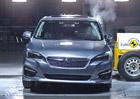 Euro NCAP 2017: Subaru Impreza – Poprvé s plným počtem hvězd