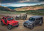 Detailní informace o nové legendě! Jeep Wrangler představuje nové motory i extrémní verzi