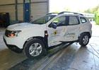 Euro NCAP 2017: Dacia Duster – Novinka rozhodně nezazářila