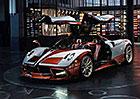 Pagani Huayra Lampo: Blesk vzpomíná na Fiat Turbina