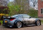 Nejslavnější Nissan 350Z na světě je na prodej. Zahrál si v jednom filmu...