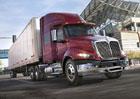 International Truck uvedl novou řadu těžkých nákladních automobilů