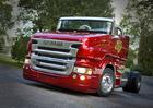 Svempas umí proměnit tahače Scania v roadster nebo dragster