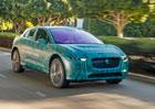 Elektrický Jaguar I-Pace poodhaluje ceník. Jak si vede ve srovnání s Modelem X?