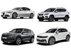České Auto roku 2017: Ve finále se utká Kodiaq s Giulií, Atecou, Tiguanem a Volvem V90