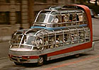 Citroën U55 Currus Cityrama (1959): Autobus z jiné planety