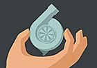 Multipřeplňování turbodmychadlem: Zajímavé řešení, kterého se nejspíš nedočkáme... Proč?