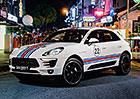 Pět vozů Porsche Macan dostalo ikonický retro design. Kde je potkáte?