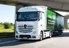 Daimler Trucks a jeho prodejní úspěchy v roce 2017