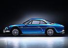 Alpine A110 (1962-1978): Čím se proslavil stejnojmenný předchůdce vzkříšené Alpiny?