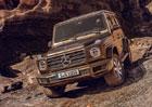 Prohlédněte si detailně nový Mercedes-Benz G. Známe i podrobné informace o nové generaci legendy