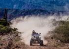Rallye Dakar a jeho pasti: Prach, řečiště, velbloudí tráva!
